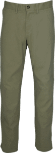 "STOCK - MENS ""CLASSIC ORIGINALS"" FLAT FRONT CHINOS - KHAKI"